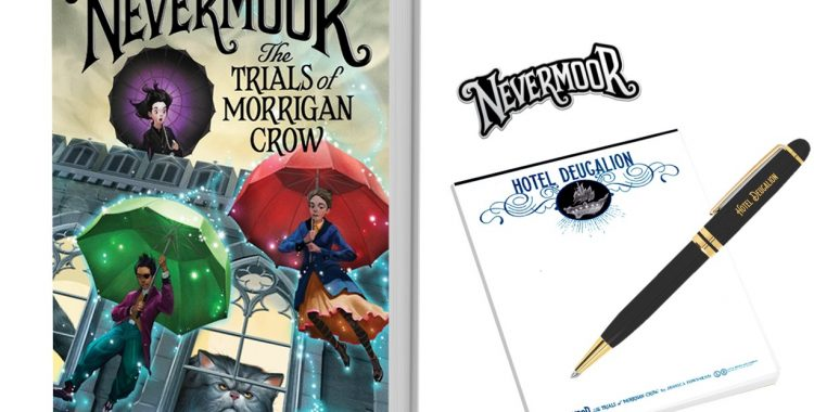 GIVEAWAY: Win a Copy of 'Nevermoor: The Trials of Morrigan Crow' Courtesy of Little, Brown Books for Young Readers!