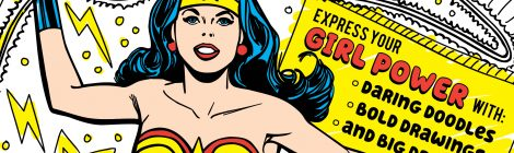 'Color Me Powerful' is the Perfect Pick for Young, Aspiring Superheroines!