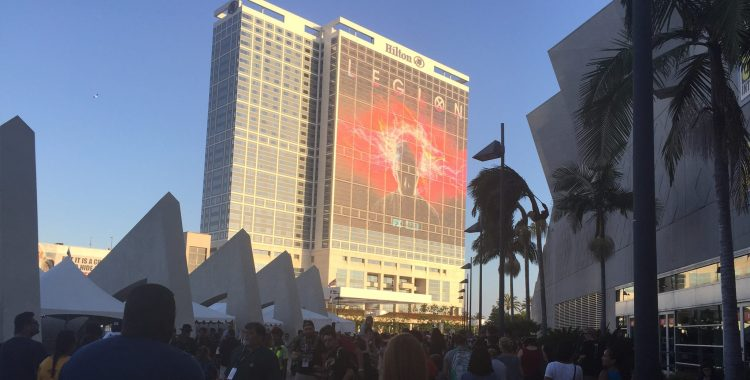 SDCC 2018: Hotelpocalypse Is The Next Hurdle (But It Probably Won't Be Held For Some Time)