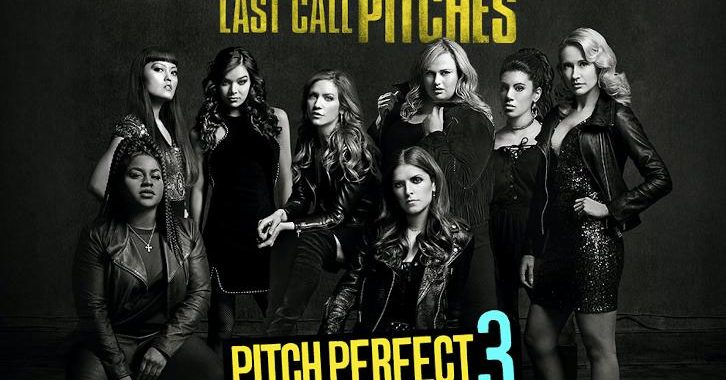 Acapella Explodes onto the Screen (Literally) in Pitch Perfect 3