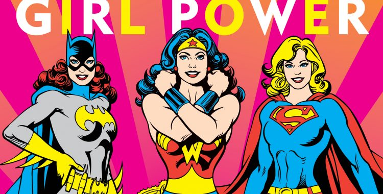 Interview: Julie Merberg Talks about Downtown Bookworks's DC Comics Series & Their Empowering 'Girl Power' Line-Up!