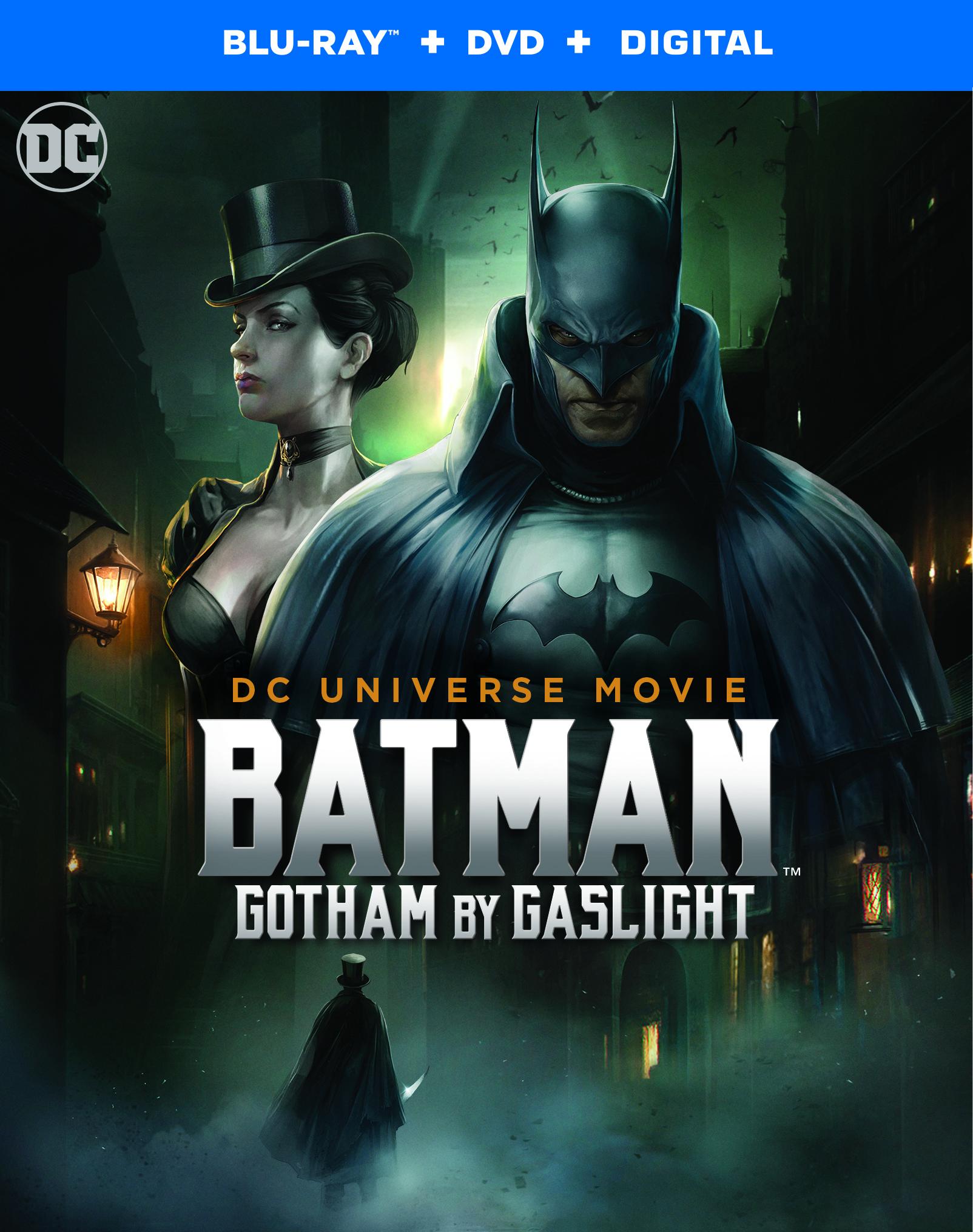 Download Film Batman Gotham Gaslight 2018
