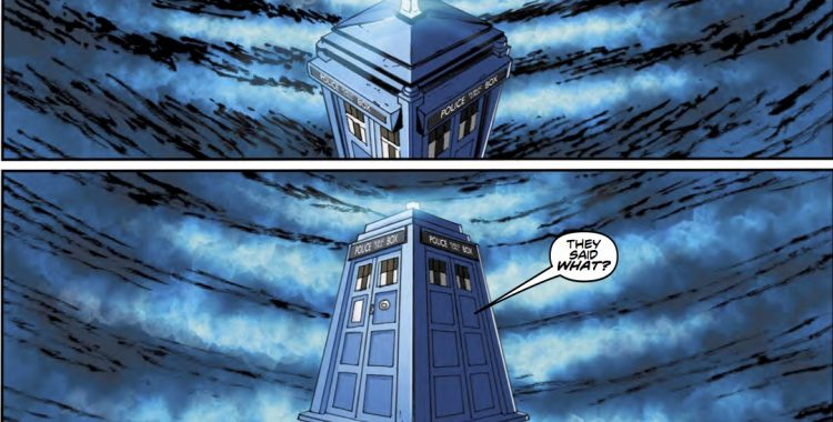 Doctor Who: The Twelfth Doctor Year One Review