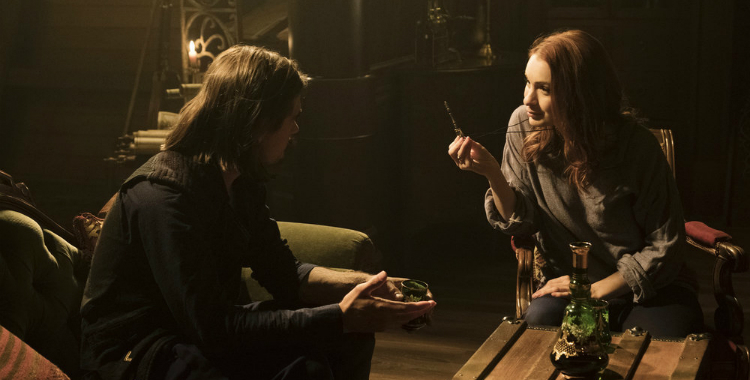 The Magicians Season 3 Episode 6 Poppy reveals the fourth key