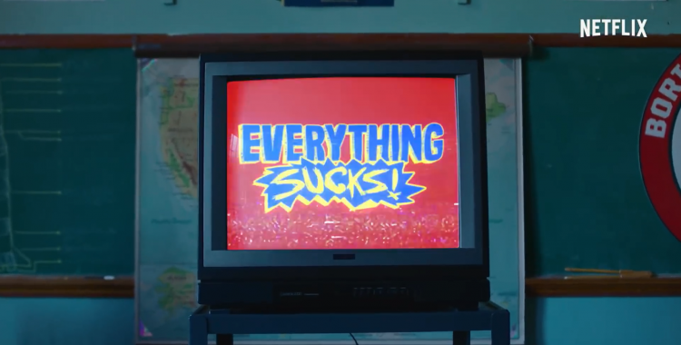 Everything Sucks! is the Freak and Geeks for a New Generation