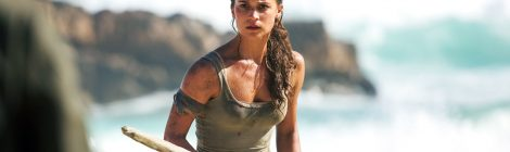 Alicia Vikander Shines in Tomb Raider