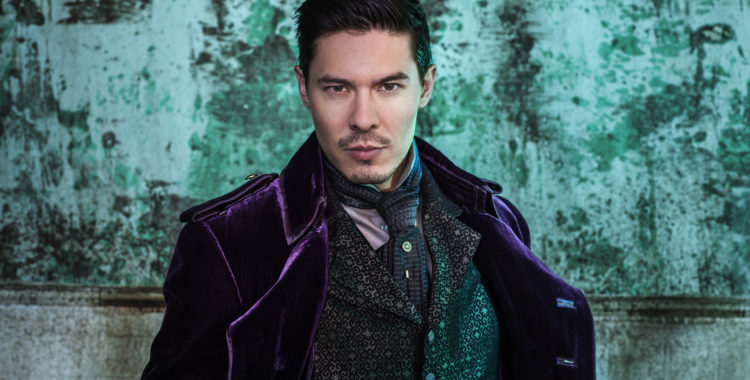 INTERVIEW: Lewis Tan is Headed Into the Badlands!
