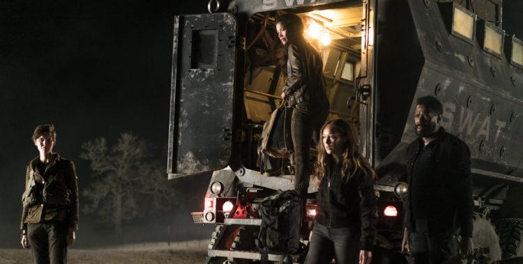 Fear the Walking Dead: Buried Recap