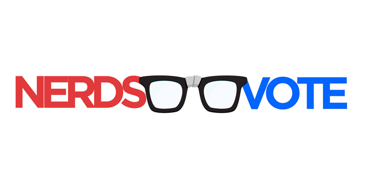 NerdsVote is on the Case, Combining Fandom and Civic Engagement to Encourage Nerds Everywhere to Register to Vote