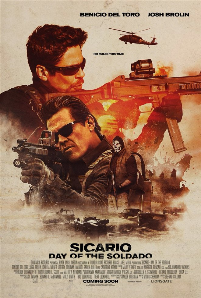 sicario day of the soldado review