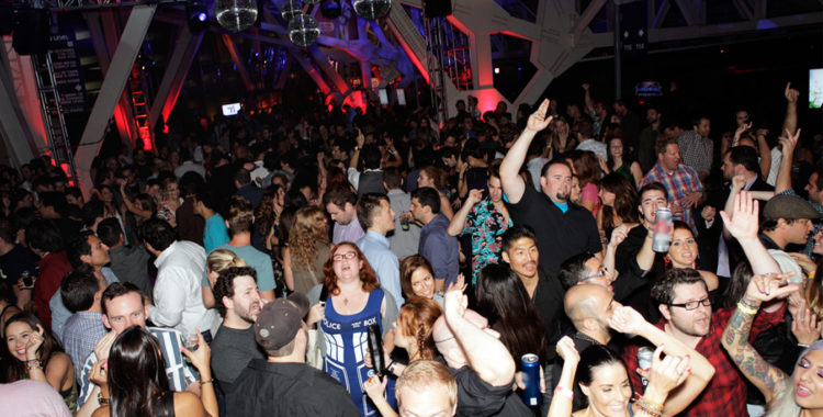 SDCC 2018: NerdHQ is Here in Spirit with a Pop-Up Dance Party Saturday Night