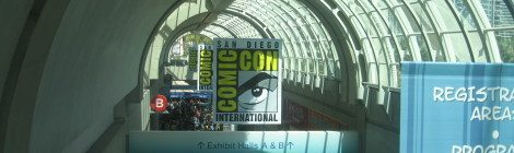 Into the Foray of Comic Con