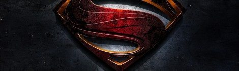 Man of Steel and Into Darkness Posters: Kal-El In Shackles And Sherlock In Shambles