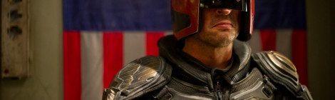 Top Five Reasons to Watch Dredd