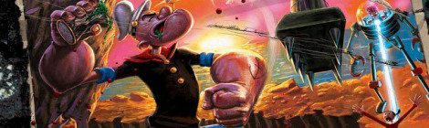 Mars Attacks! ... Popeye?