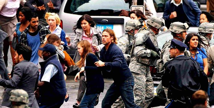 the heros journey of gerry in world war z a film by marc forster Watch movie world war z the film revolves around the story of gerry lane, an un employee one day, gerry lane with his wife and children are stuck in a traffic jams in the city.