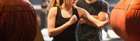 SDCC 2013: Our First Look at The Astounding Divergent Footage