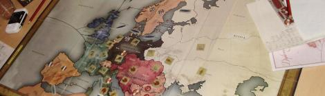 Identity & Agency in Games: Diplomacy