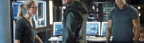 Arrow: Three Ghosts Recap