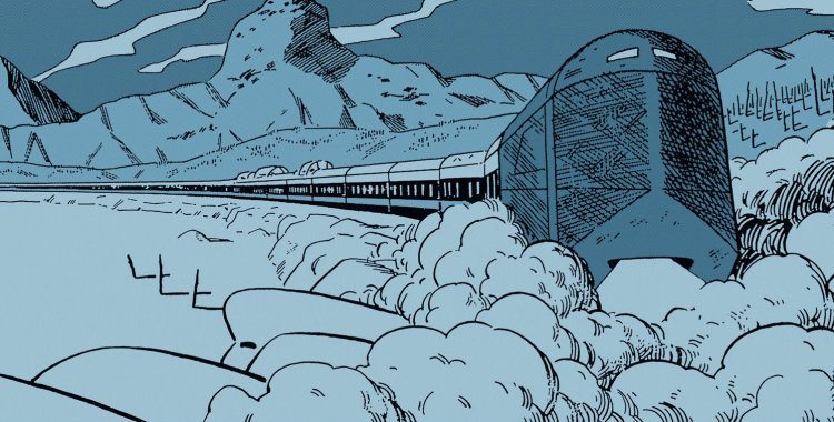 Now That Snowpiercer is Out of Limbo Check out the Comic That Inspired It All