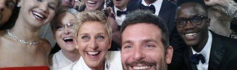 The Oscar Selfie That Broke Twitter