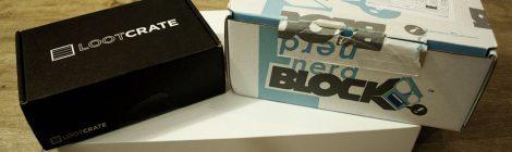 Unboxing July 2014: Loot Crate vs. Nerd Block