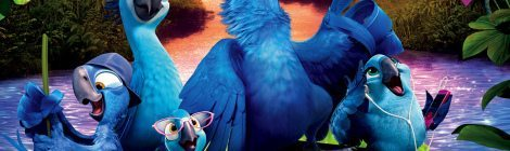 Rio 2 Ditches the City for the Amazon But Still Keeps It's Charm