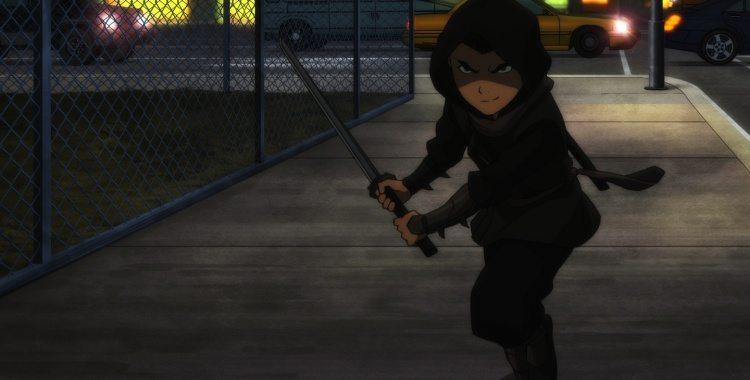 The Son of Batman Premieres at WonderCon 2014