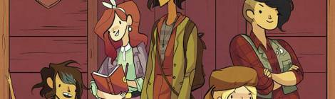 Lumberjanes #1: Be Still, My Lady Loving Heart!
