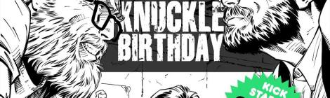 Kickstarter Watch: A Graphic Novel called White Knuckle Birthday