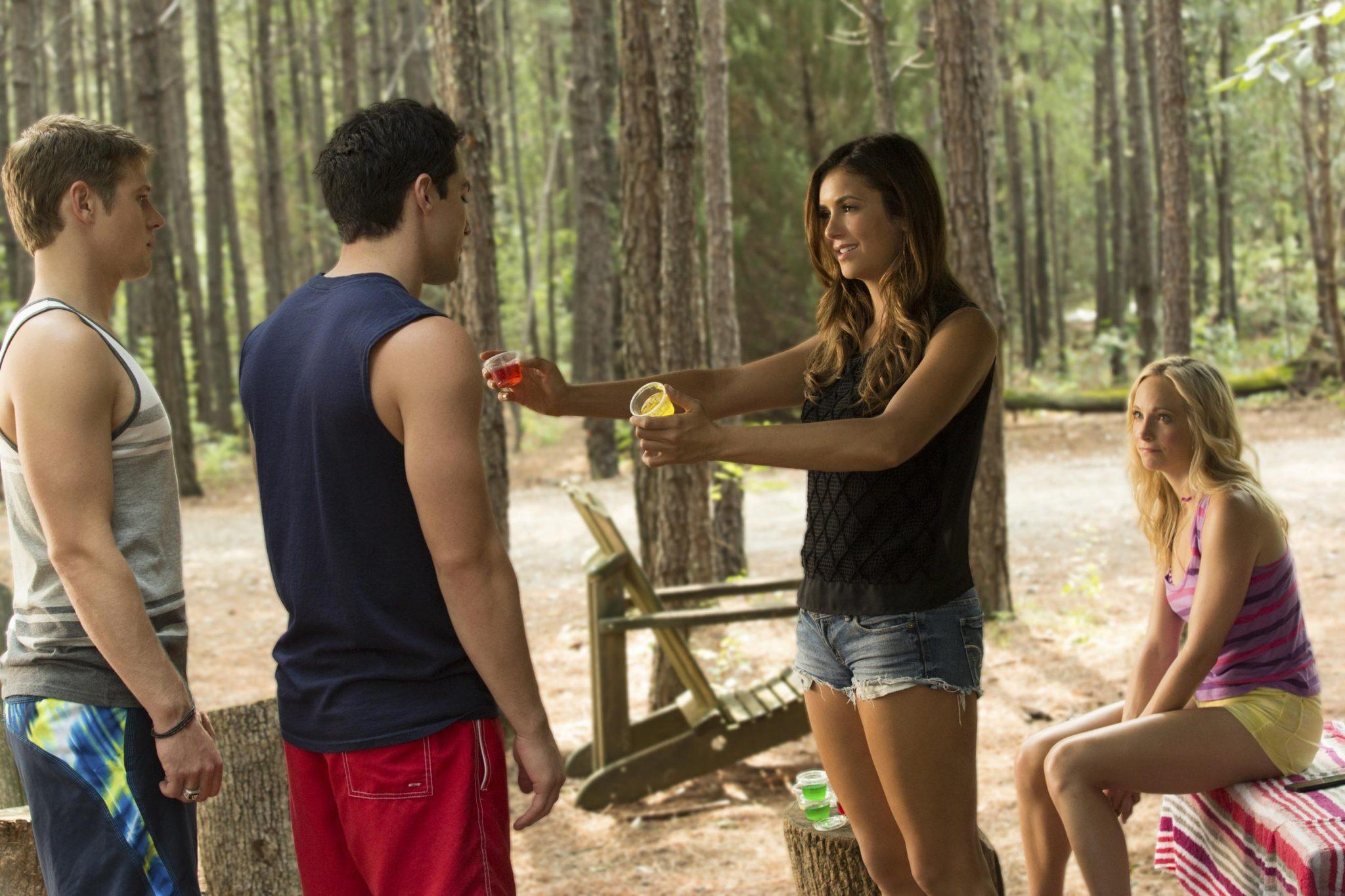 The Vampire Diaries: Welcome to Paradise Recap