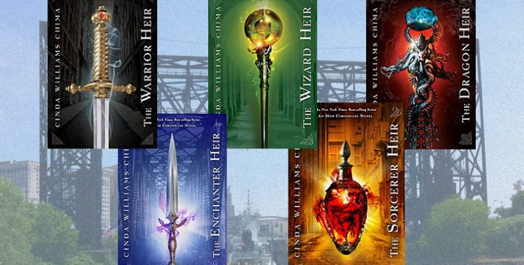 """Celebrate the Release of """"The Sorcerer Heir"""" and Win Your own Copy of The Heir Chronicles"""