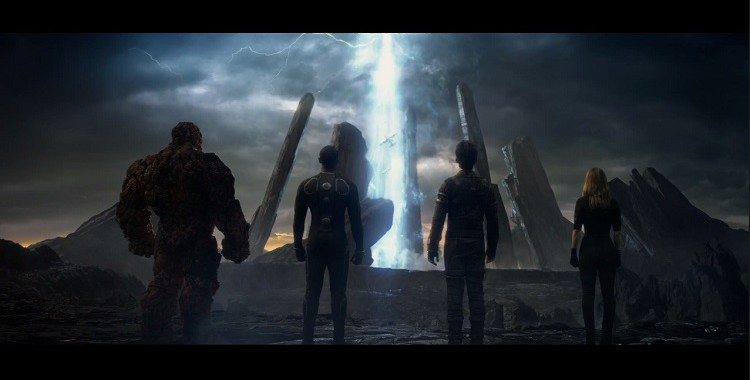 "Trailer for Fox's ""Fantastic Four"" Reboot Paves Way for the Future"