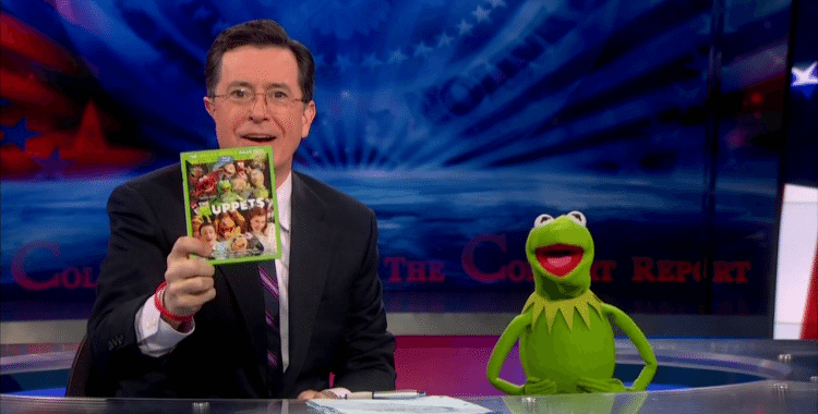 A Fond and Bittersweet Farewell to The Colbert Report