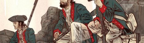 """""""Rebels #1"""" is the Start to An Amazing Historical Fiction Comic Series"""
