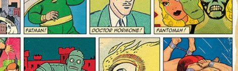 'The League of Regrettable Superheroes' is a Treasure Trove of Forgotten Heroes