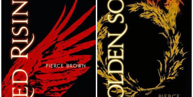 Talking with Author Pierce Brown at Phoenix Comicon