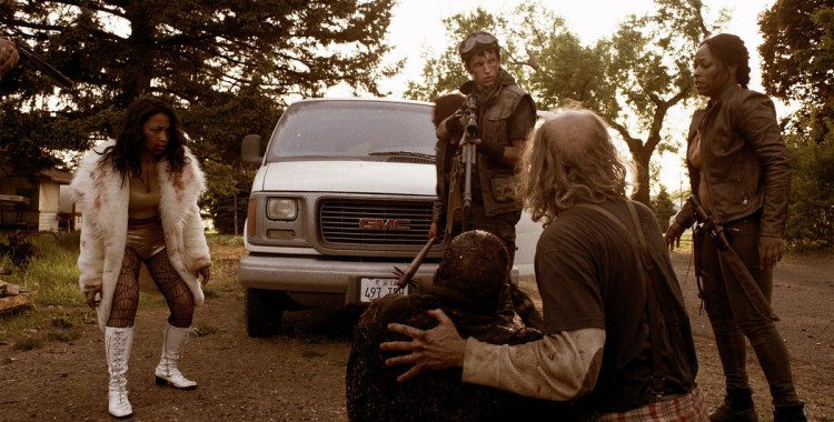 Z Nation: White Light Recap