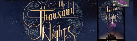 Rockstar Book Tours: A Thousand Nights Spotlight