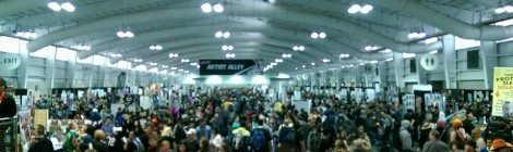 The Five People You Might Be While Navigating the Exhibit Hall at NYCC