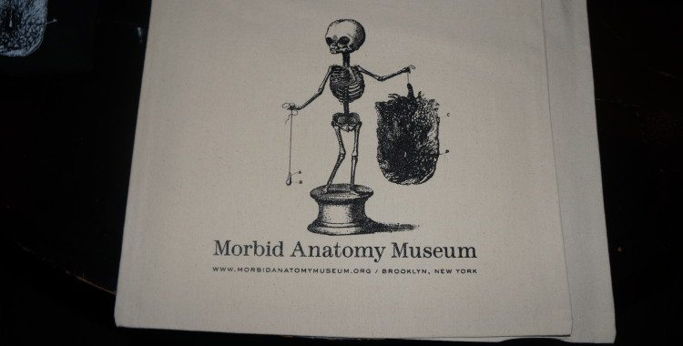Fannibals United at the Morbid Anatomy Museum in NYC for a \