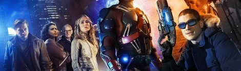 CW's Legends of Tomorrow Brings Cast and Showrunner to Chat About Season Premiere at NYCC 2015