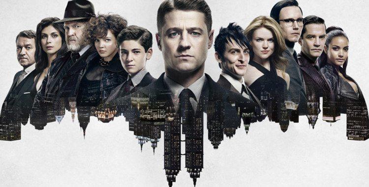 Gotham's Cast Talks Villains at NYCC 2015