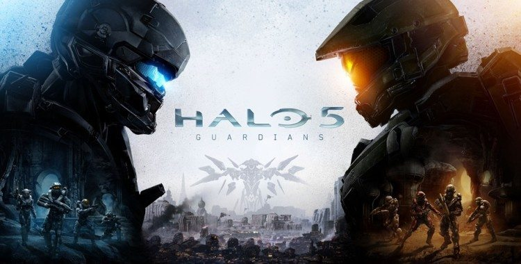 """Fighting to Survive"" in New Halo 5 Trailer"