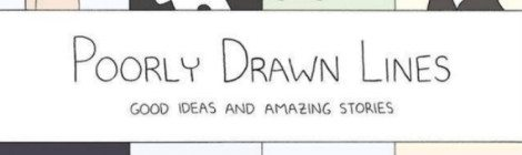 """""""Poorly Drawn Lines"""" Makes the Jump from Webcomic to Book!"""