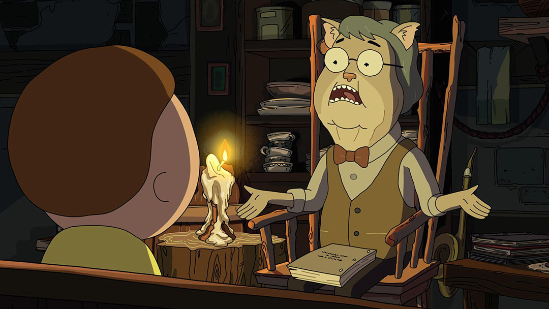 Rick and Morty: hepatitis a by Ayamchan on DeviantArt