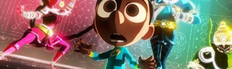 "Sneak Peek Clip of Disney Pixar's Short ""Sanjay's Super Team"""