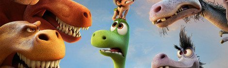 """Celebrate Dino Week with Disney and """"The Good Dinosaur"""" Clips"""