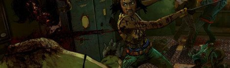 "Check Out This Extended Preview for the Upcoming ""The Walking Dead: Michonne"" from Telltale Games"