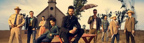 "SDCC 2016: ""Preacher"" Goes Looking for God and Other Hints for Season 2"